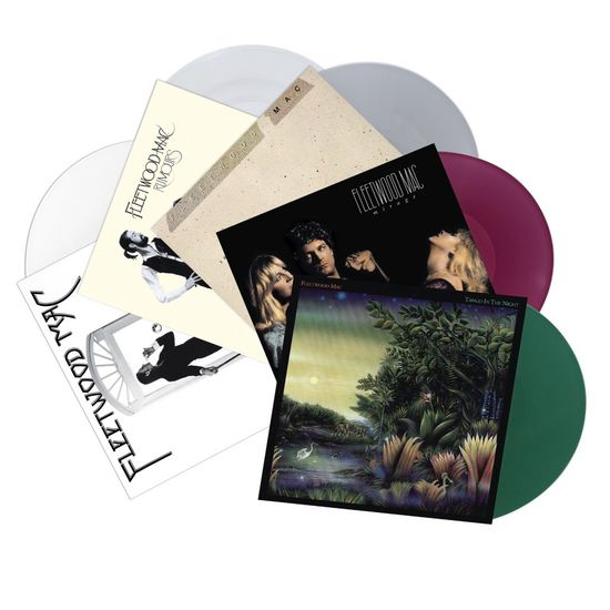 Fleetwood Mac: Fleetwood Mac: 1975 - 1989 Limited Edition Coloured Vinyl Bundle