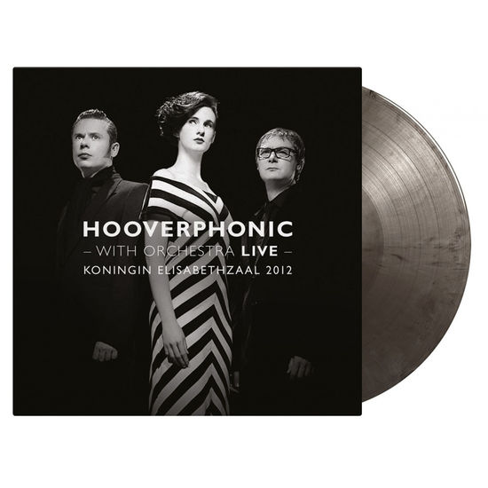 Hooverphonic: With Orchestra Live: Limited Edition Silver Marbled Vinyl