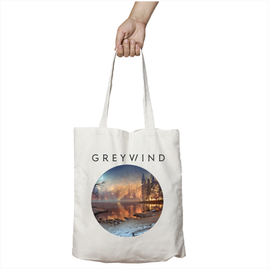 Greywind: Tote Bag