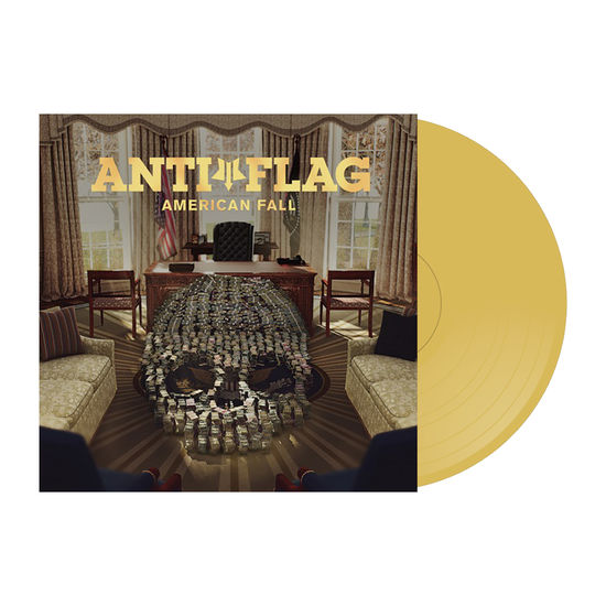 Anti-Flag: American Fall (Limited Edition Gold Vinyl)