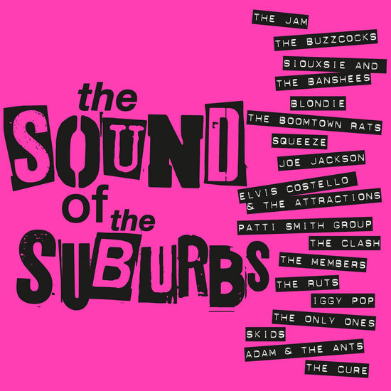 Various Artists: The Sound Of The Suburbs Double Vinyl