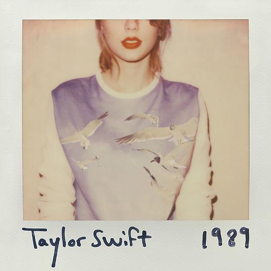 Taylor Swift: 1989 Standard CD