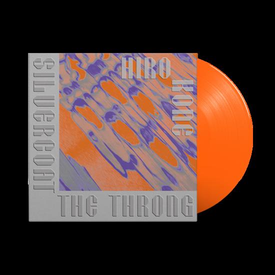 Hiro Kone: Silvercoat The Throng: Limited Edition Orange Vinyl LP