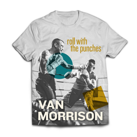 Van Morrison: Roll With The Punches T-Shirt