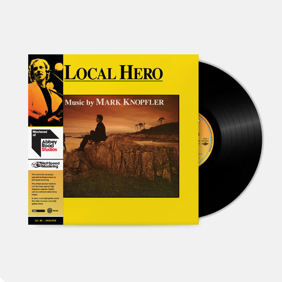 Mark Knopfler: Local Hero: Limited Edition Half-Speed Master