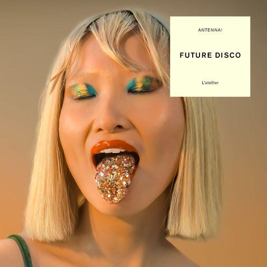 Various Artists: Future Disco Dance Club: Limited Edition Aqua Vinyl 2LP