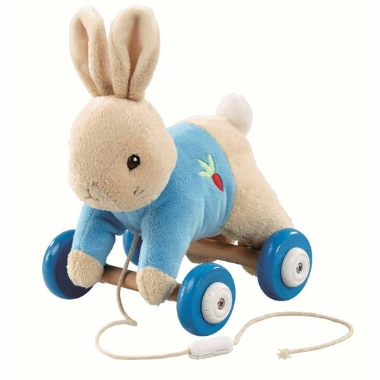 Peter Rabbit: Peter Rabbit Pull-Along
