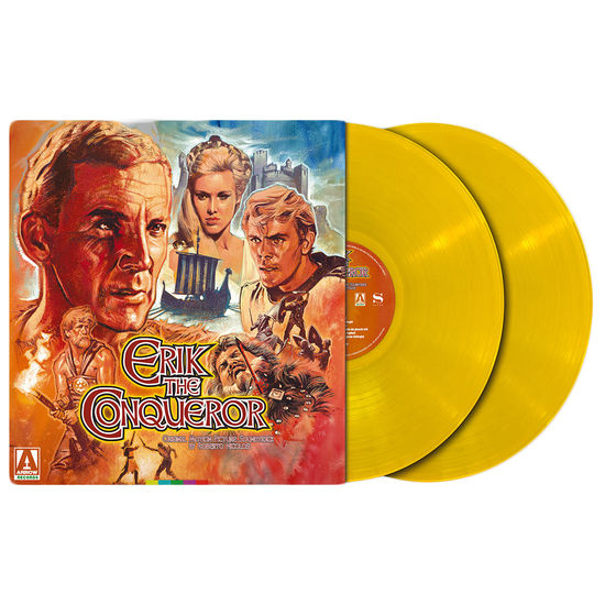 Original Soundtrack: Erik The Conqueror: Double Yellow Edition