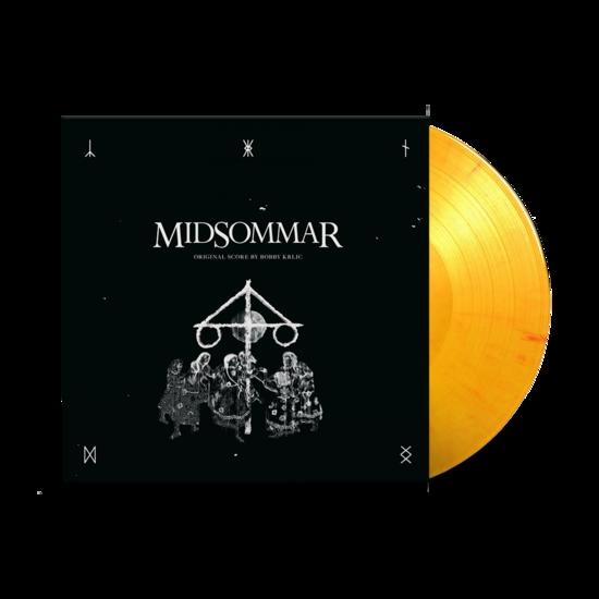 Original Soundtrack: Midsommar: Limited Edition Orange Flaming Coloured Vinyl