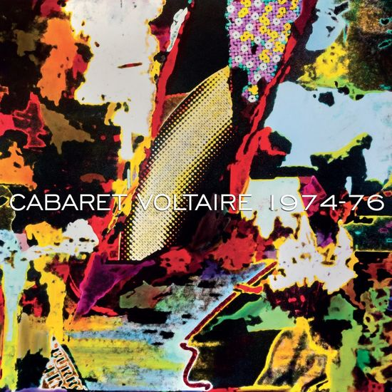 Cabaret Voltaire: 1974 - 76: Limited Edition Transparent Orange Vinyl