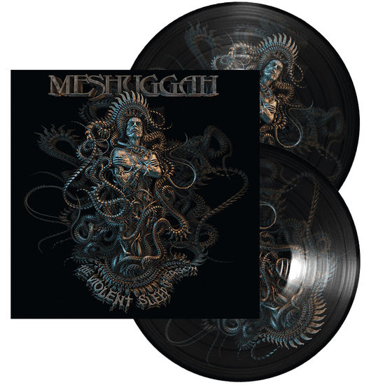 Meshuggah: The Violent Sleep Of Reason (Limited Edition Double Gatefold Picture Disc)