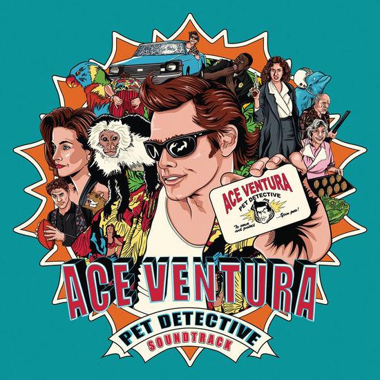 Original Soundtrack: Ace Ventura: Pet Detective (Original Soundtrack): Blue Vinyl