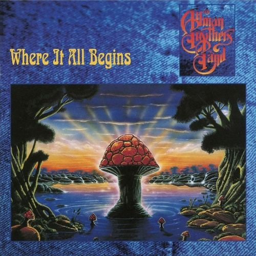 Allman Brothers: Where It All Begins: Limited Edition Transparent Blue Vinyl LP