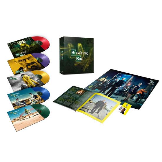 Original Soundtrack: Breaking Bad: Limited Edition 10
