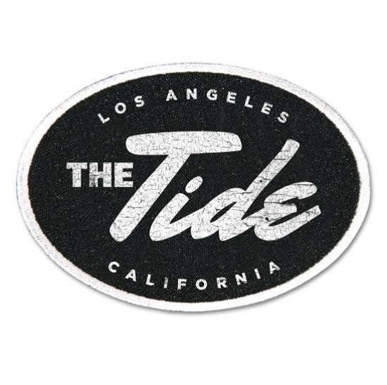 The Tide: Logo Patch