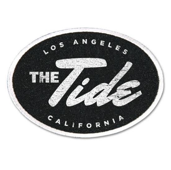 The Tide: Logo Patch