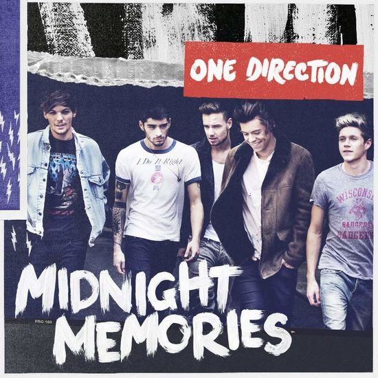 One Direction: Midnight Memories (CD Album)