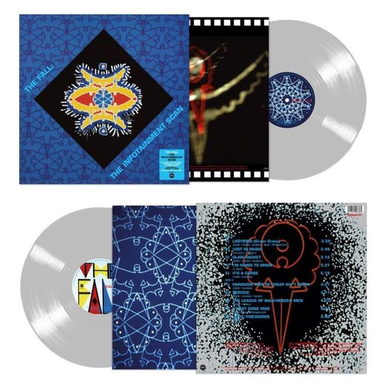 The Fall: The Infotainment Scan: Limited Edition Clear Vinyl