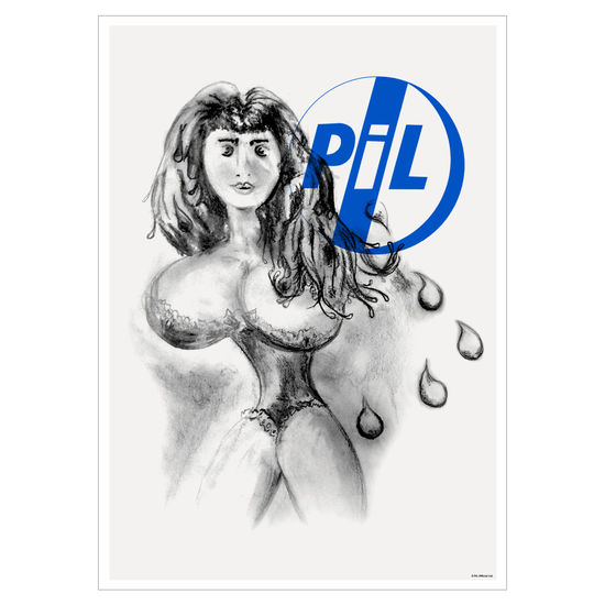 Public Image Limited: Bettie Poster