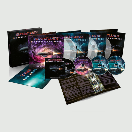 Transatlantic: The Absolute Universe: The Ultimate Edition Deluxe Box Set