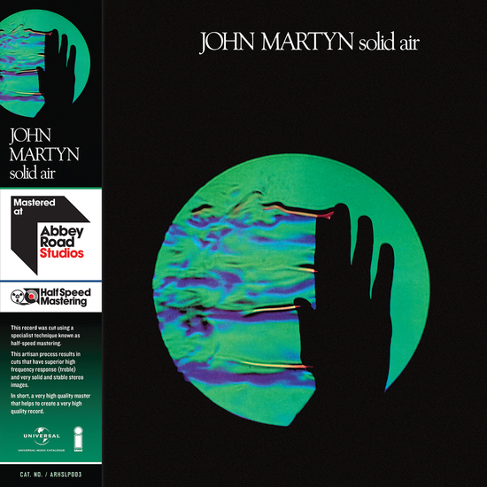 John Martyn: Solid Air