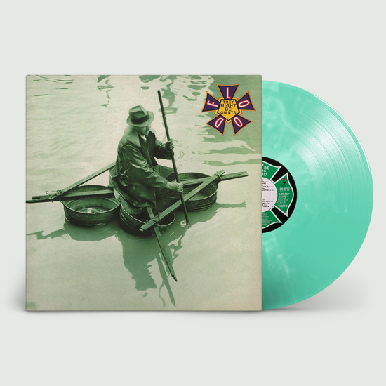They Might Be Giants: Flood: Limited Edition 180gm Icy Mint Vinyl