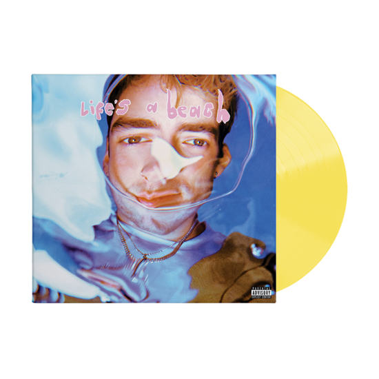 Easy Life: life's a beach: lewis transparent yellow lp