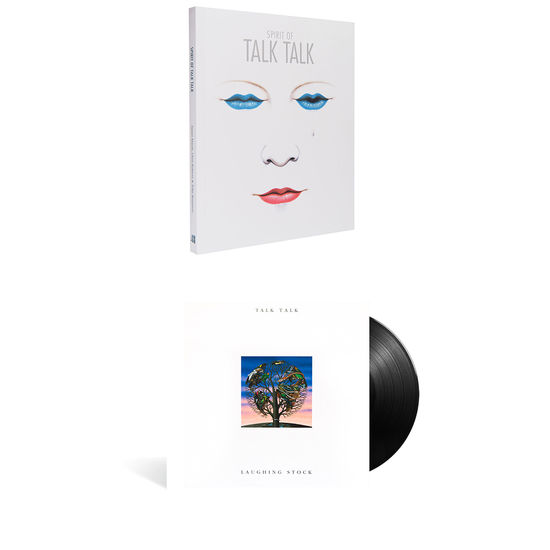 Talk Talk: The Sound Of Talk Talk: Vinyl & Book Limited Edition Bundle