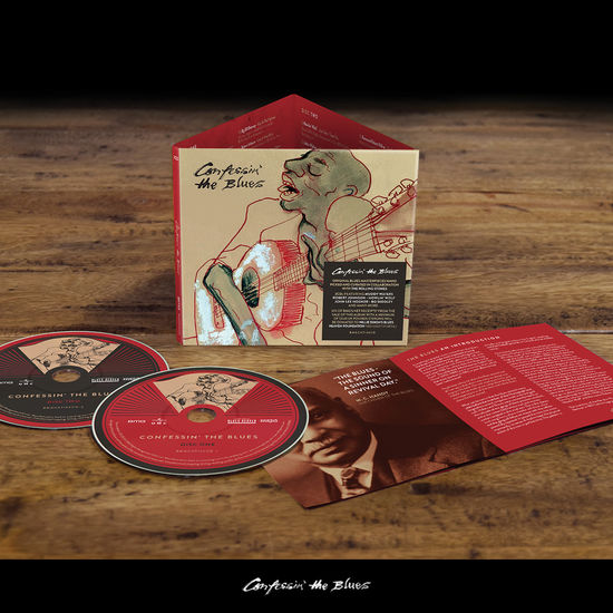 The Rolling Stones: Confessin' The Blues 2CD