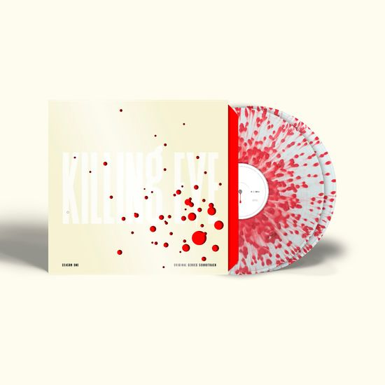 Various Artists: Killing Eve, Season One (Original Series Soundtrack): Limited Edition Clear + Red Splatter Vinyl