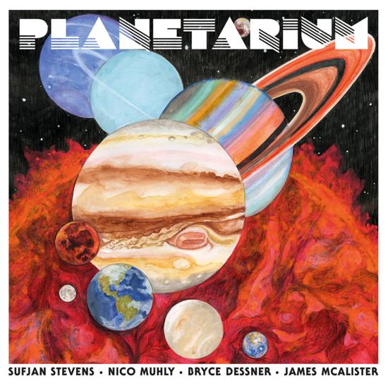 Sufjan Stevens: Planetarium