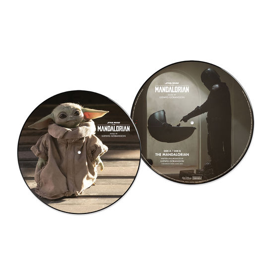 Ludwig Goransson: The Mandalorian: Limited Edition Baby Yoda Picture Disc