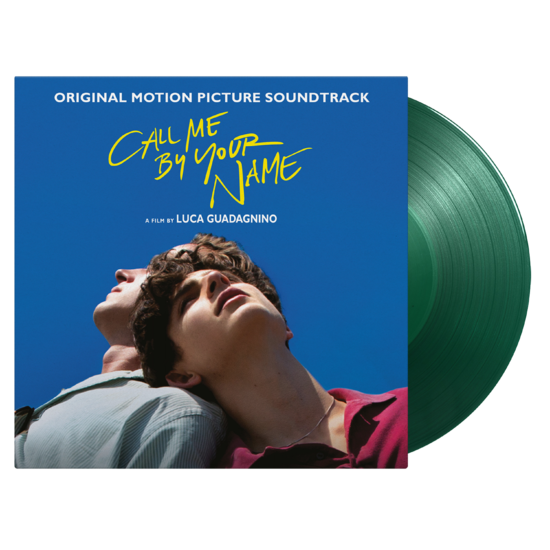 Various Artists: Call Me By Your Name: Limited Edition Transparent Green Vinyl