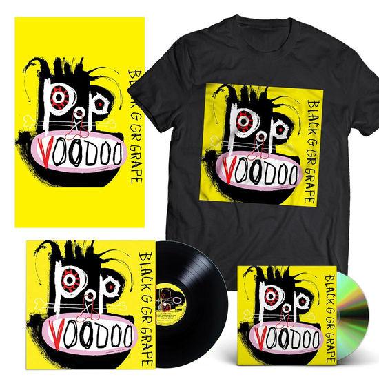 Black Grape: Pop Voodoo Deluxe Signed Bundle