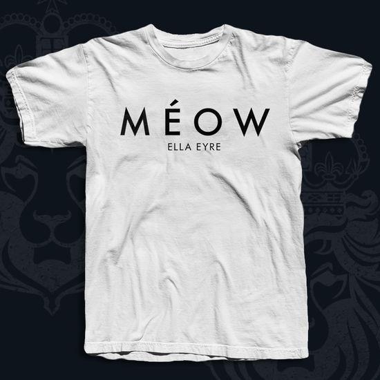 Ella Eyre: Méow White T-Shirt