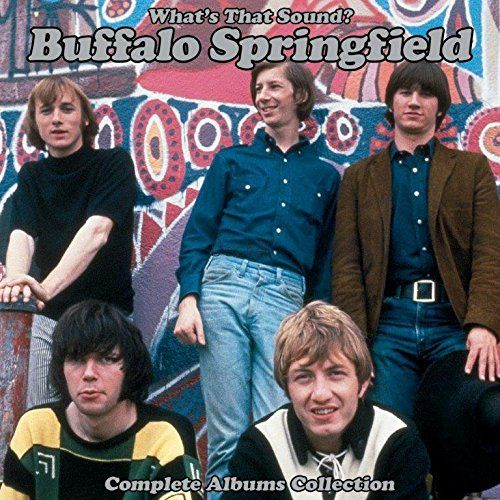 Buffalo Springfield: What's That Sound? Complete Albums Collection of Buffalo Springfield