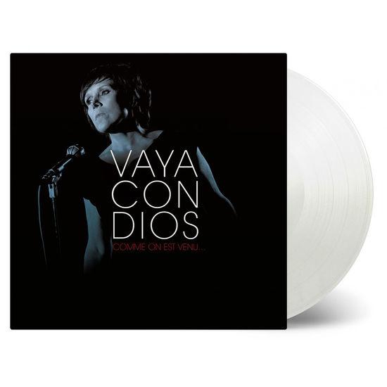 Vaya Con Dios: Comme On Est Venu: Limited Edition Transparent Vinyl