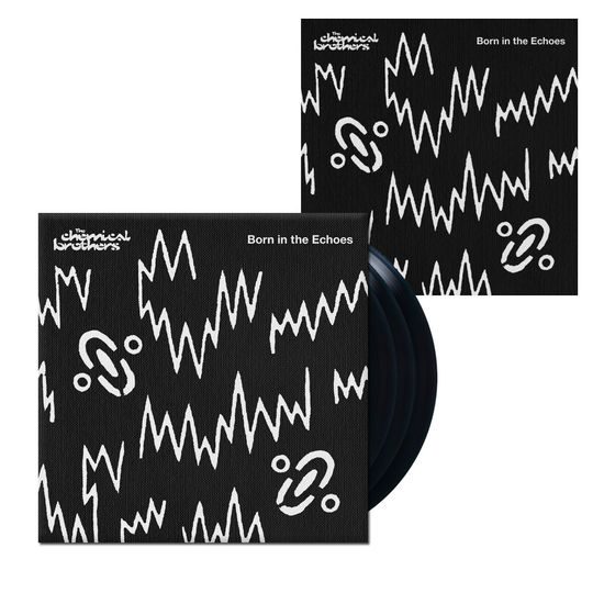 The Chemical Brothers: Triple Vinyl LP