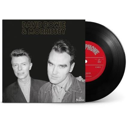David Bowie and Morrissey: Cosmic Dancer (Live): Limited Edition 7
