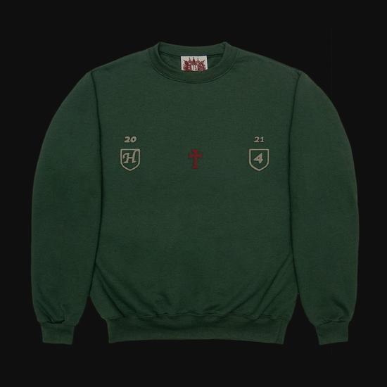 Halsey: Love and Power Green Sweatshirt
