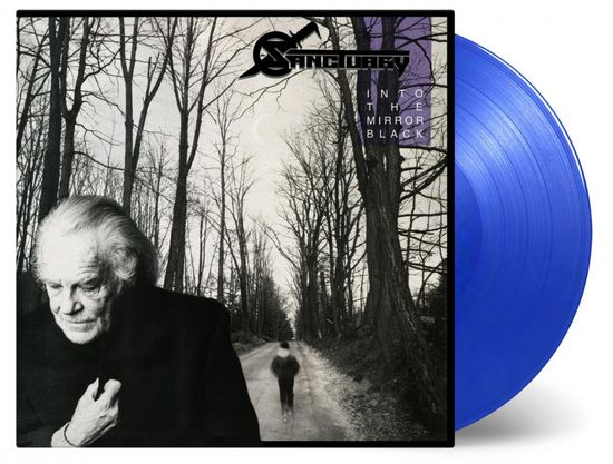 Sanctuary: Into The Mirror Black: Transparent Blue Numbered Vinyl