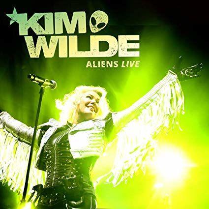 Kim Wilde: Aliens Live: Limited Edition Neon Orange Vinyl