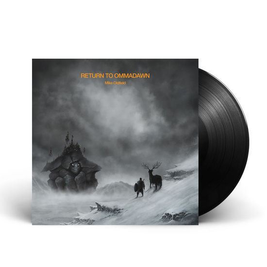 Mike Oldfield: Return To Ommadawn LP