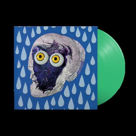ANGEL DU$T: YAK: A COLLECTION OF TRUCK SONGS: Neon Green Vinyl LP