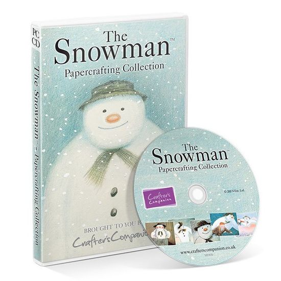 The Snowman: Crafters Companion The Snowman (CD-ROM)