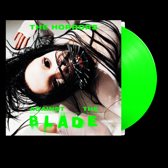 The Horrors: Against The Blade EP: Limited Edition Green Vinyl