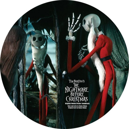 Various Artists: Nightmare Before Christmas: Limited Edition Picture Disc