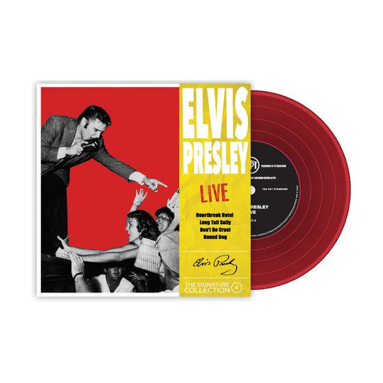 Elvis Presley: Live