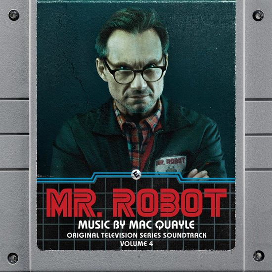 Mac Quayle: Mr Robot Vol. 4 (Original Television Series Soundtrack) - Colour Vinyl