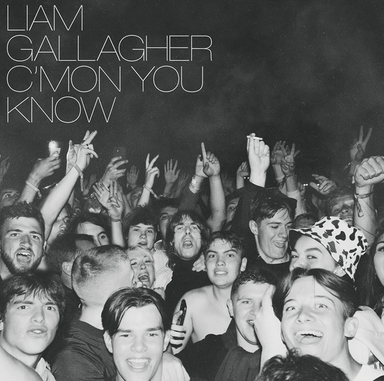 Liam Gallagher: C'MON YOU KNOW: Gatefold Vinyl